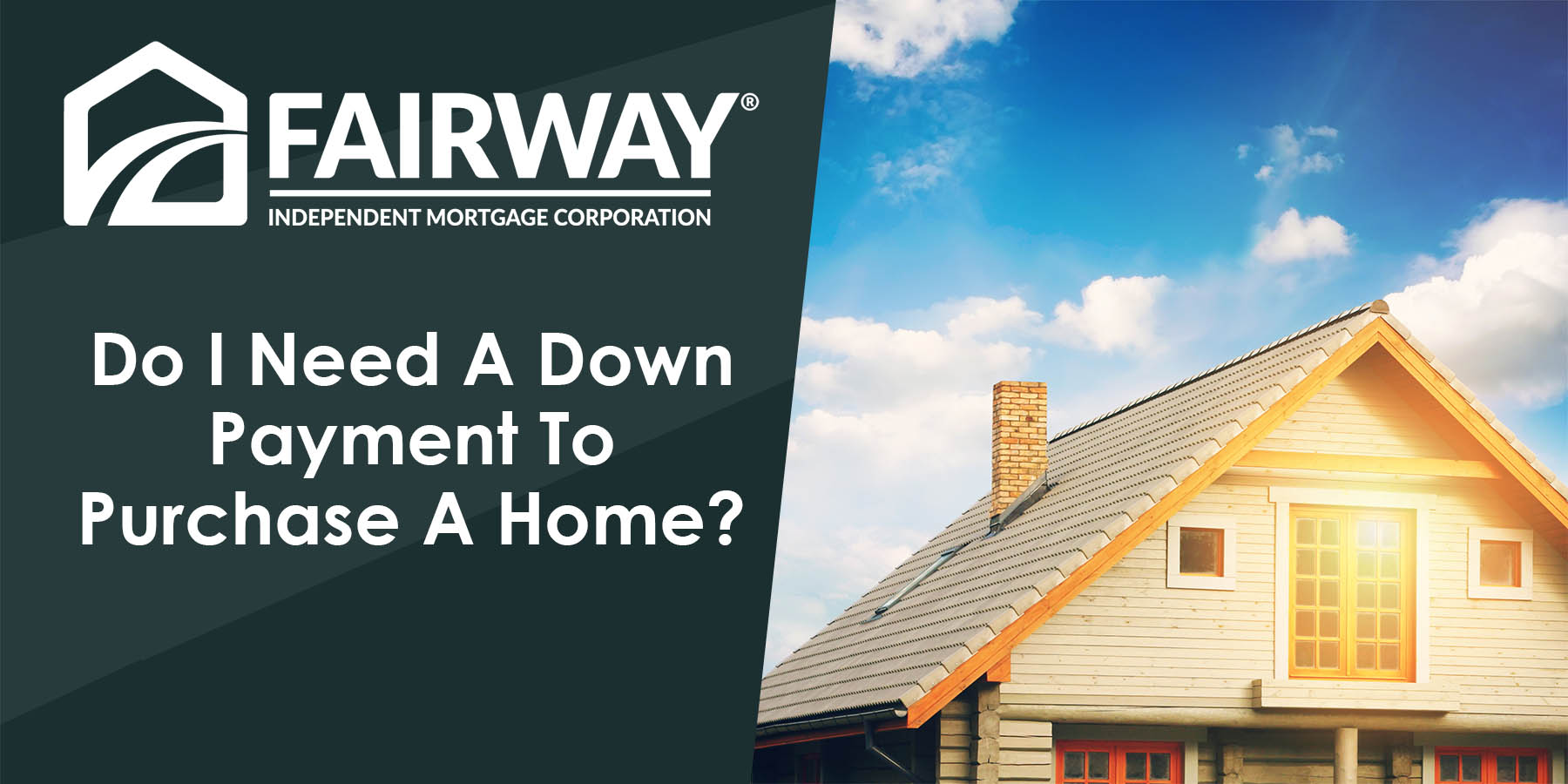 Do I Need A Down Payment To Purchase A Home Crna Crna